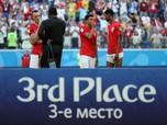 Tumbangkan Tiga Singa, Belgia Cetak Sejarah Piala Dunia