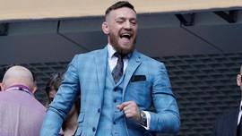 Merampok Ponsel, McGregor Dituntut Lebih dari Rp214 Juta