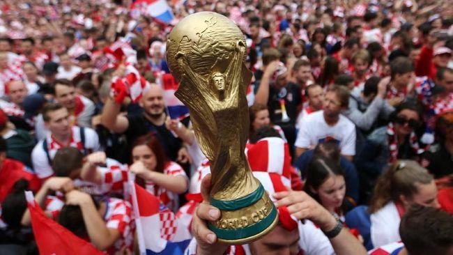 Piala Dunia Qatar 2022 Tidak Diikuti 48 Negara