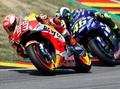 Valentino Rossi Masih Bergairah Kejar Marc Marquez