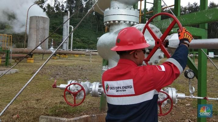 Kapasitas PLTP Dieng Naik 10 MW