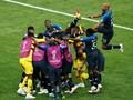 Tiga Gol dalam 10 Menit, Prancis vs Kroasia 4-2 di Menit 69