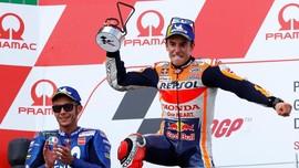 Rossi: Italia Harus Patahkan Dominasi Spanyol di MotoGP