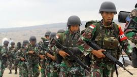 TNI Siapkan 100 Personel Cadangan Bantu Amankan Mimika