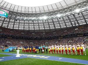 VIDEO: Upacara Penutupan Final Piala Dunia 2018