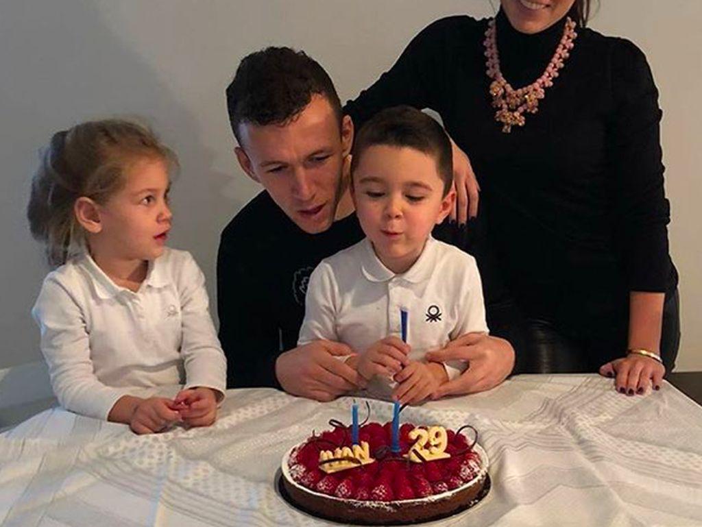 Bobol Gawang Prancis, Ivan Perisic dari Kroasia Ternyata Doyan Makan Bareng Teman