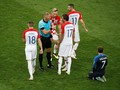 Kroasia Kalah Saat Mainkan Laga Terbaik di Piala Dunia 2018