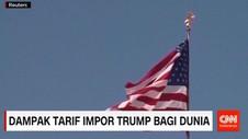 Dampak Tarif Impor Trump Bagi Dunia