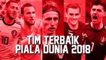 Tim Terbaik Piala Dunia 2018