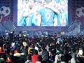 Nobar Piala Dunia 2018, Transmedia Raih Dua Rekor MURI