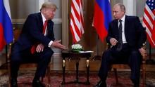 Bertemu Perdana, Karakter Trump dan Putin Bertolak Belakang