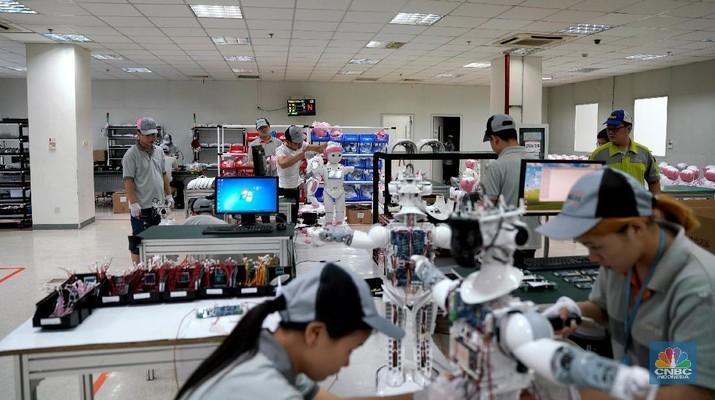 IPal adalah robot humanoid terbaru yang akan dipasarkan untuk penggunaan keluarga untuk mendampingi anak-anak.