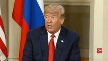 VIDEO: Trump Singgung Nuklir dan China saat Bertemu Putin