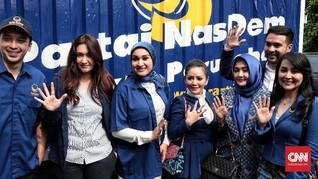 Rontok Caleg Artis: Popularitas Tak Cukup Rayu Warga