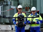Drone Mulai Berperan di Sektor Energi