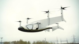 Prototipe 'Mobil Terbang' Malaysia Tak Dapat Izin Terbang