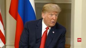 VIDEO: Trump Sebut Berhubungan dengan Rusia adalah Hal Baik