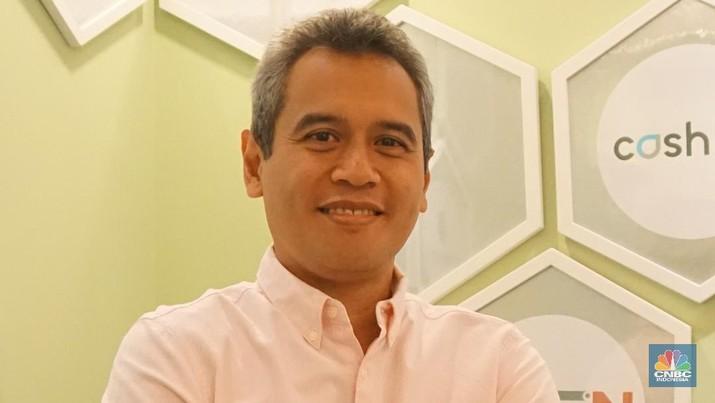 CEO Mandiri Capital Eddi Danusaputro