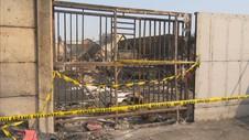Kebakaran di Sunter Agung Satu Petugas Damkar Gugur