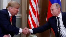 Putin ke Trump: Waktunya Bicarakan Hubungan Kita