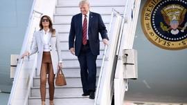 Trump Tiba di Istana Helsinki untuk Bertemu Putin