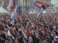 VIDEO: Kalah dari Prancis, Fan Kroasia Tetap Bangga