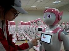 Wah! Robot Ini Bisa Jadi Teman Bermain & Belajar Anak-anak
