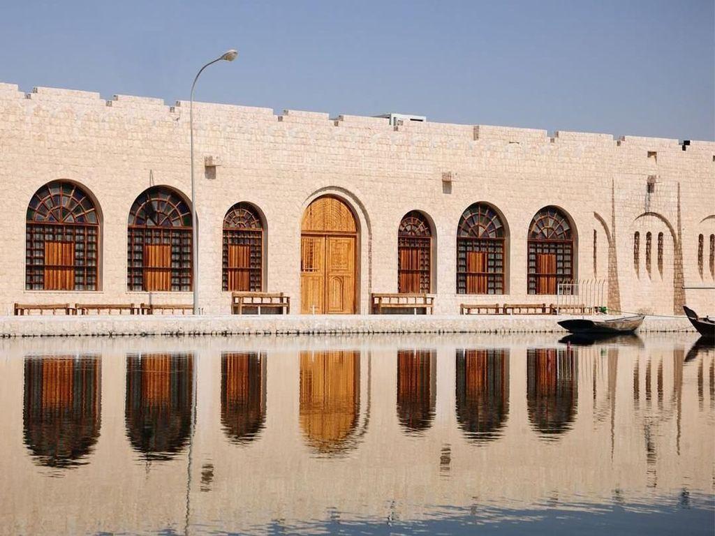 Museum Qatar yang Punya Kunci Ka'bah