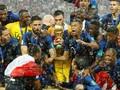 9 Fakta Menarik Usai Prancis Juara Piala Dunia 2018