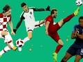 INFOGRAFIS: Pemenang Penghargaan Piala Dunia 2018