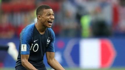 Mbappe Pernah Rayu Kante ke PSG