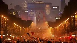Arc de Triomphe, Saksi Bisu Gembira dan Air Mata Prancis