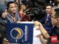 Nasdem Jamin Kadernya di Kabinet Jokowi Tidak Bakal Nyaleg