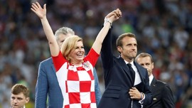 Sosok Presiden Kroasia Sempat Dikira Bintang Porno AS