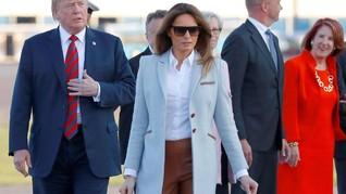 Yang Dilakukan Melania Trump Saat Libur Jadi Ibu Negara
