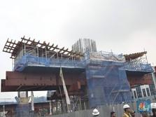 Dorong Peningkatan Kandungan Lokal untuk Proyek Infrastruktur
