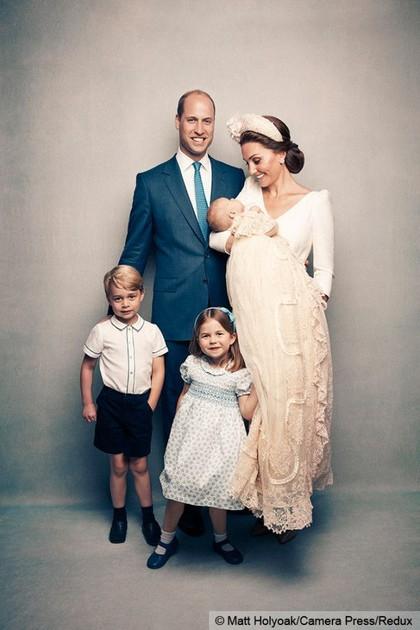 Foto Resmi Pangeran William dan Ketiga Anaknya Rilis, Menggemaskan!