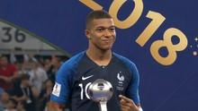 VIDEO: Mbappe, Muda dan Berbahaya di Piala Dunia 2018