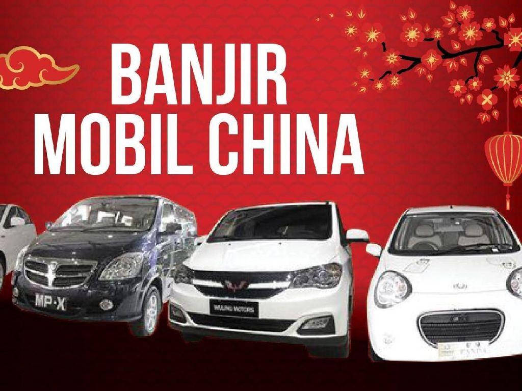 Ini Sebabnya Mobil China di RI Bisa Lebih Murah dari Mobil Jepang
