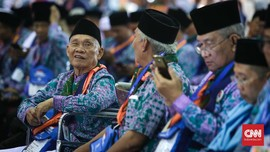 Dianggap Pedagang Liar, Jemaah Haji Indonesia Nyaris Dibui