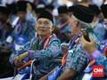 Kloter Haji Palembang Pertama Pulang ke Indonesia