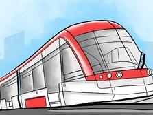 Proyek LRT Tiga Kota akan Ditawarkan dalam Pertemuan IMF-WB