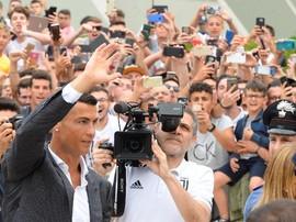 Ronaldo: Saya Gembira Main untuk Juventus