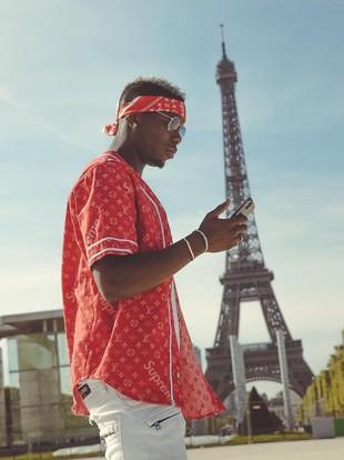 Gaya Mewah Paul Pogba, Penyumbang Gol Prancis di Piala Dunia 2018