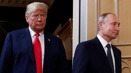 Rusia Siap Bahas Kunjungan Putin ke Washington