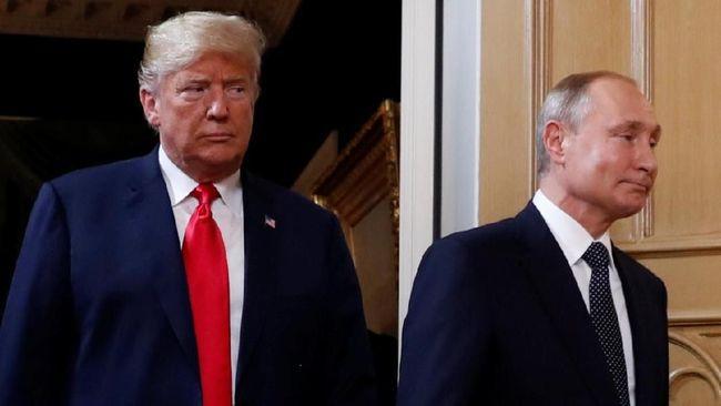 Trump Sebut Putin Mungkin Terlibat Pembunuhan