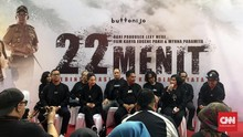 Film '22 Menit' Diklaim Bukan Propaganda Polri