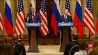 VIDEO: Trump Bela Putin soal Tuduhan Intervensi Pemilu AS