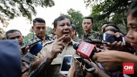 Prabowo Tegur Arief Poyuono karena Sebut AHY Anak Kecil