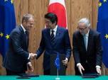 Eropa & Jepang Bersatu Lawan Aksi Perang Dagang Trump
